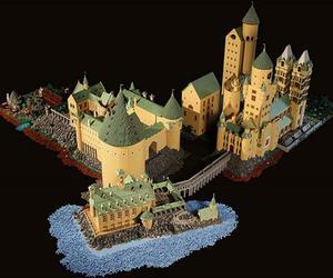 LEGO Hogwarts School   Alice Finch