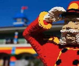 LEGO Hotel in California