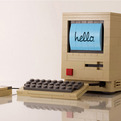 LEGO Replica of the Original Macintosh Computer