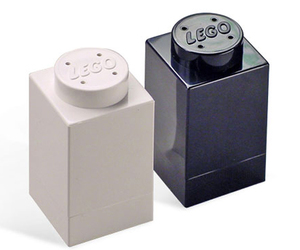 Lego Salt & Pepper Shakers