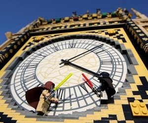 Lego Star Wars Invade London by UK Legomasters