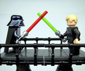 LEGO Star Wars Return Of The Jedi Chess Set