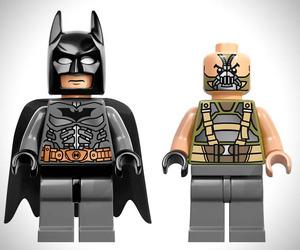 LEGO The Dark Knight Rises Minifigures