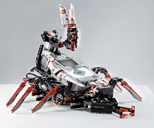 LEGO unveiled  LEGO MINDSTORMS EV3