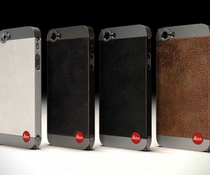 Leica Camera Inspired iPhone 5 Cases