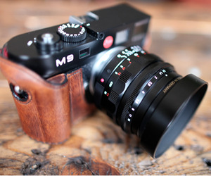 Leica Leather Cases