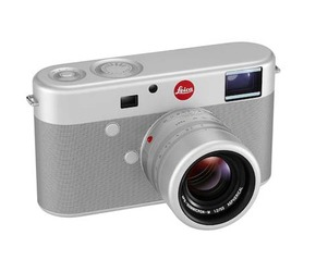 Leica M camera designed by Jony Ive and Marc Newson