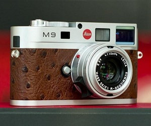 Leica M9 Silver Chrome Limited Edition Camera