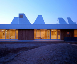 Leimondo Nursery School in Japan