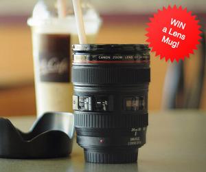 Lens Mug Giveaway