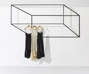 Les Ailes Noires Clothing Rack Collection by +tongtong