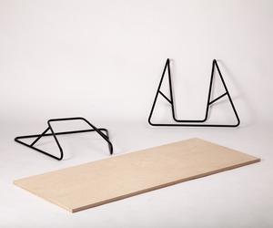 Leviathan Table by Michael Bernard