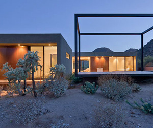 Levin Residence in AZ | Ibarra Rosano Design Architects