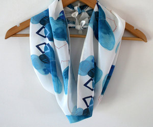 Lewis Print Scarf by BEAM
