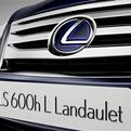 Lexus Crafts Dazzling LS 600h L Landaulet