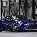 Lexus LF-LC Blue Concept Car