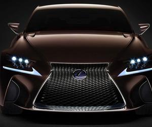 Lexus Previews the Next-Generation IS