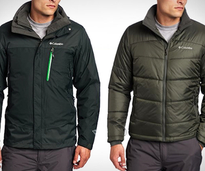 Lhotse Interchange Mountain Jacket by Columbia