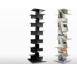 Librespiral: Book Shelves Decorative by Gerardo