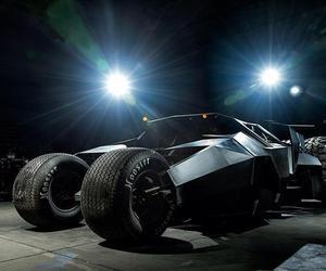 Life Size Batman Tumbler Replica