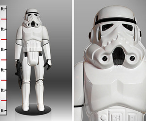 Life-Sized Stormtrooper Action Figure