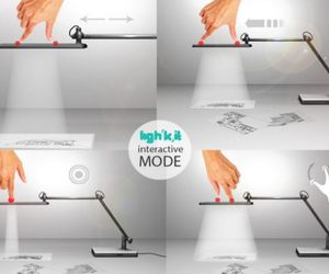 Ligh[k]it desk lamp does a lot more than you could imagine