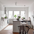 Light and airy apartment in Gothenburg