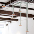 Light Forest, Lighting System by Ontwerpduo Design Studio
