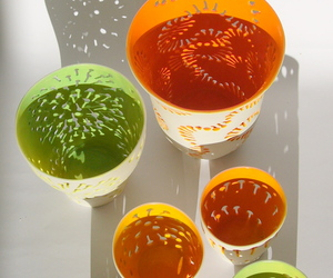 Light Interactive Vessels