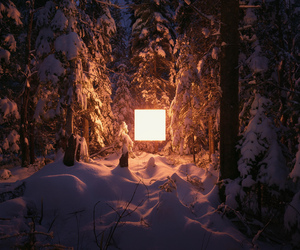 Light Landscapes by Benoit Paille