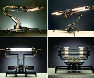 Light Machine Design in 2010 by Frank Buchwald
