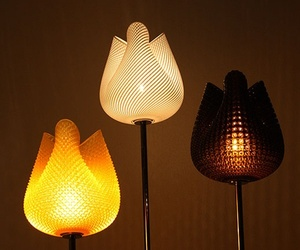 Light up your live with a tulip lamp