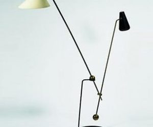 Lighting and Furniture by Pierre Guariche