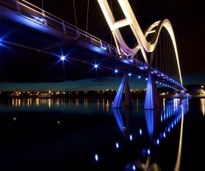 Lighting For The Bridge - Speirs and Major Associates
