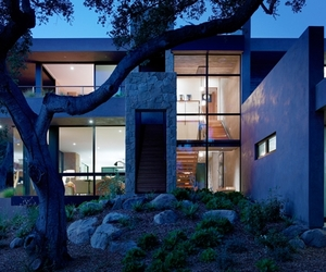 Lilac Drive Residence by Marmol Radziner