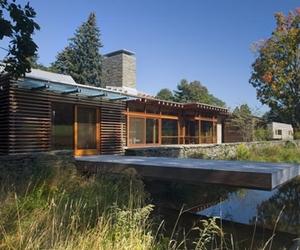Lily Lake Residence by Bohlin Cywinski Jackson