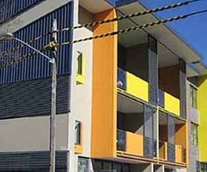 Lilyfield Housing, An Environmentally Friendly Housing