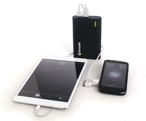 Limeade Blast Mobile Battery Charger