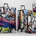 Limited Edition Graffiti Luggage From Tumi