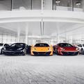 Limited Edition McLaren MP4-12C High Sport