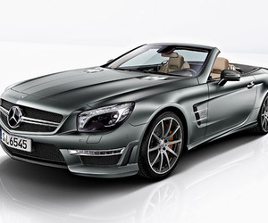 Limited Edition Mercedes-Benz SL65 AMG 45th Anniversary