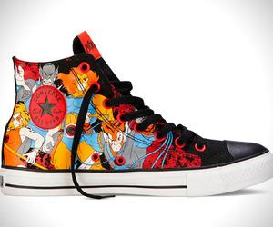 Limited Edition Thundercats x Converse Chuck Taylors
