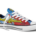 Limited Edition Wonder Woman Converse Chuck Taylor