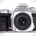 Limited Pentax K-5 Silver Edition Kit