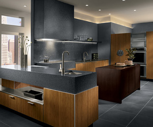 Linear Solutions by Wood-Mode Fine Custom Cabinetry