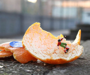 'Little People' Street Art Project | Slinkachu