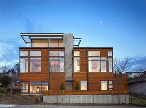 Modern Live Work Residence By Studio Ectypos