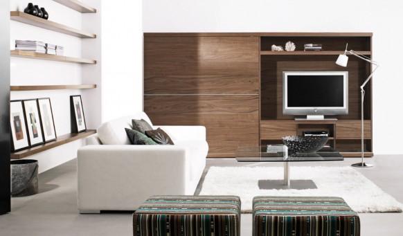 Living Room Furniture Interior by BoConcept