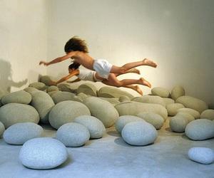 'Livingstones' Rock Pillows