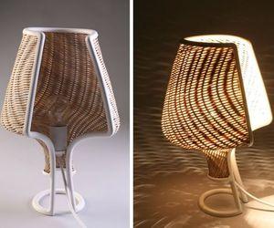 Local Material Lamp